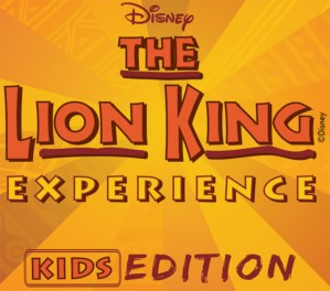 DISNEY'S THE LION KING KIDS